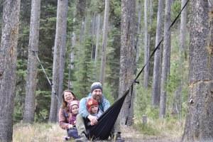 we broke the hammock